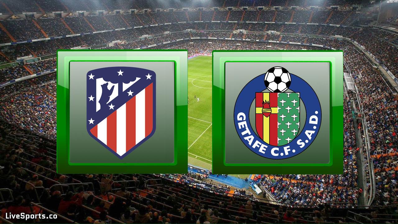 Atlético Madrid vs Getafe
