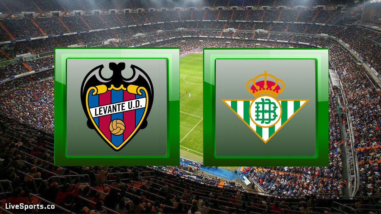 Levante vs Real Bétis