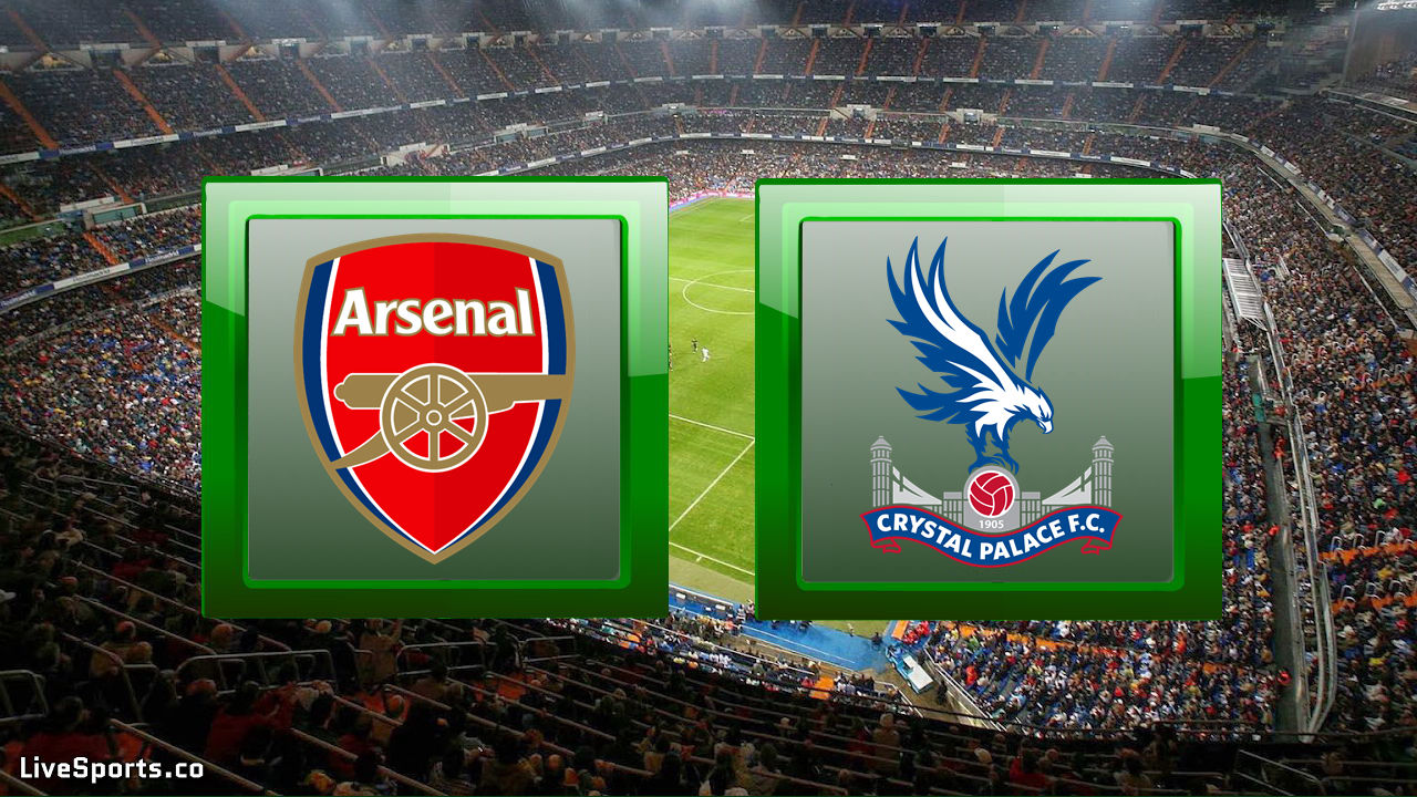 Arsenal London vs Crystal Palace