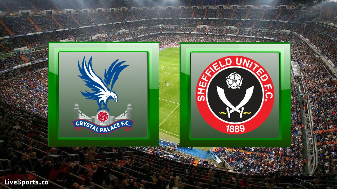 Crystal Palace vs Sheffield United