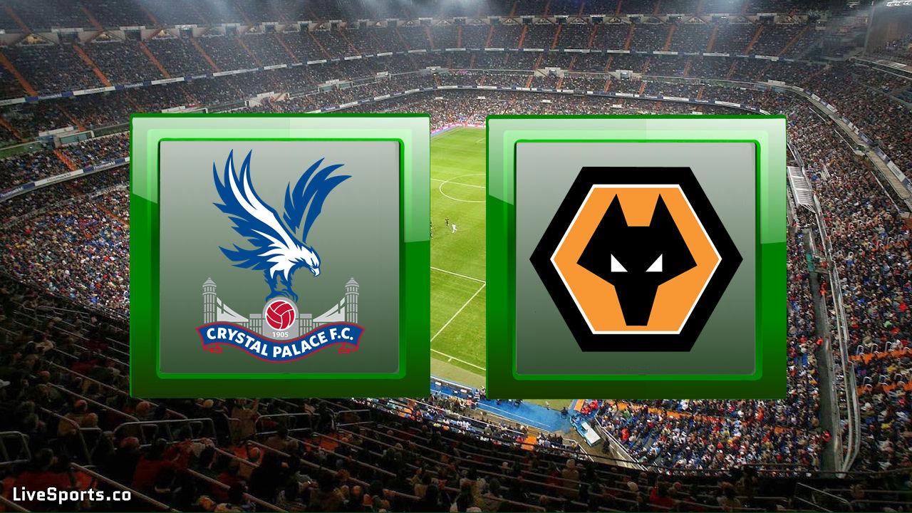 Crystal Palace vs Wolverhampton Wanderers
