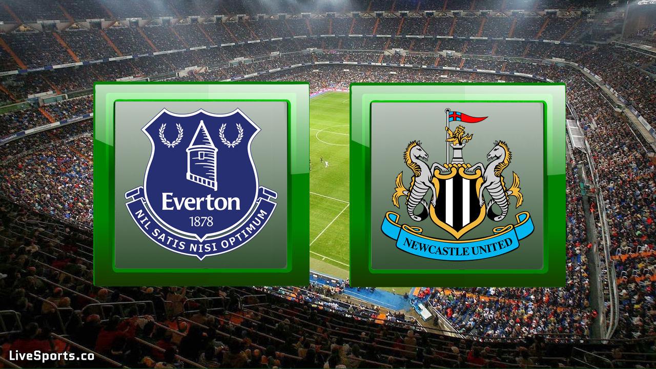 Everton vs Newcastle United