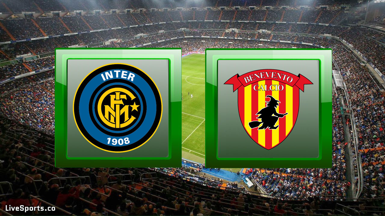 Inter Milan vs Benevento