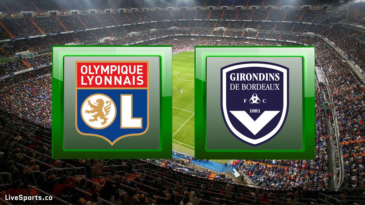 Olympique Lyonnais vs Bordeaux