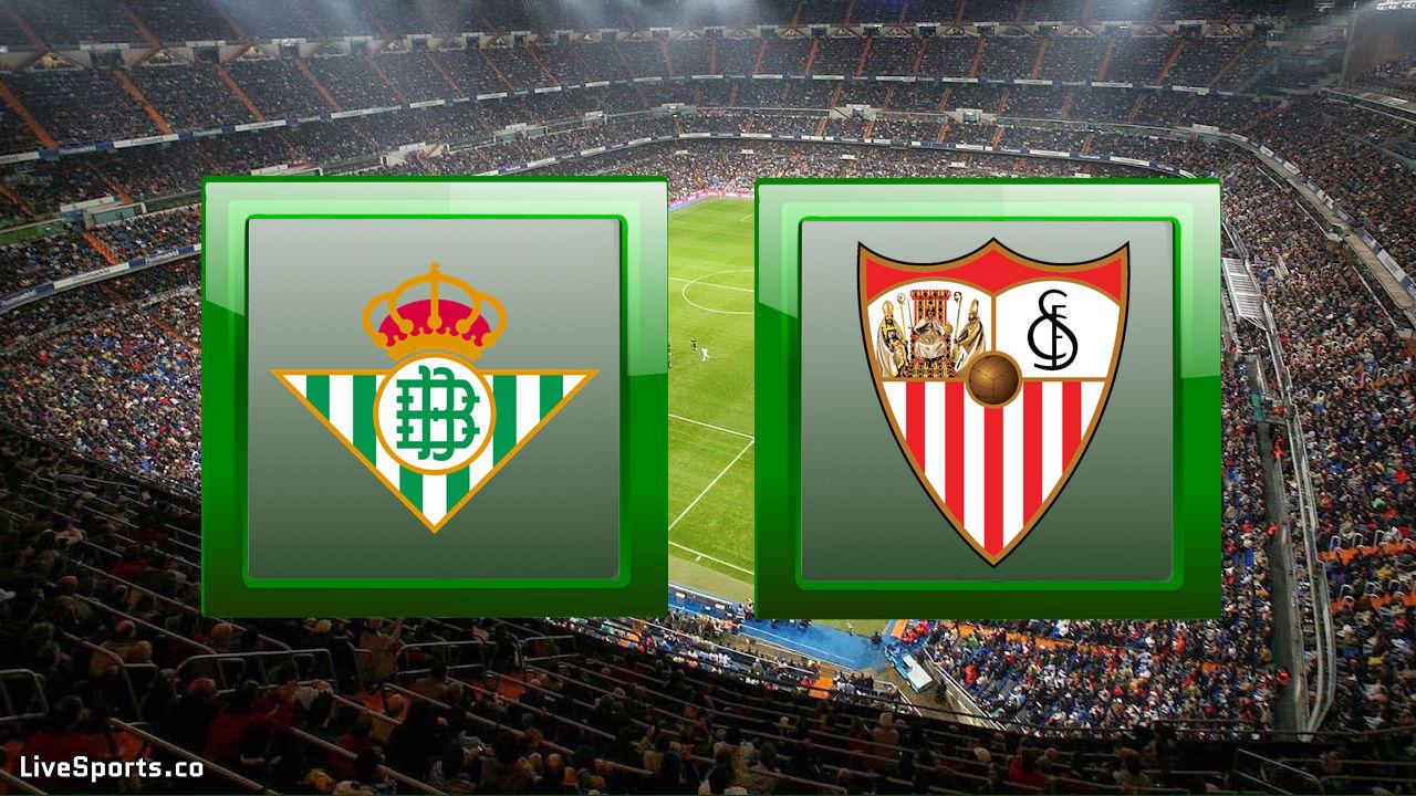 Real Betis vs Sevilla FC