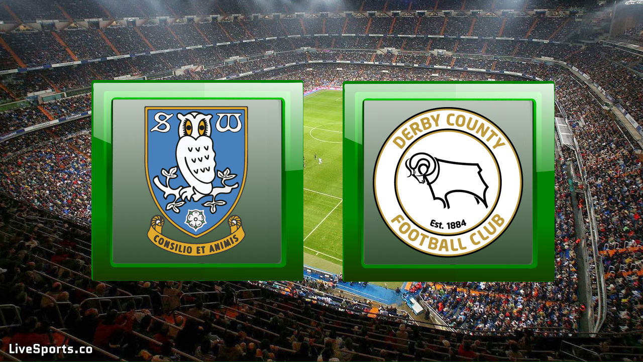 Sheffield Wednesday vs Derby County