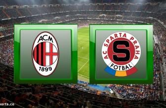 AC Milan vs Sparta Prague – Prediction (Europa League – 29.10.2020)