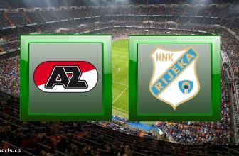 AZ Alkmaar vs Rijeka – Prediction (Europa League – 29.10.2020)