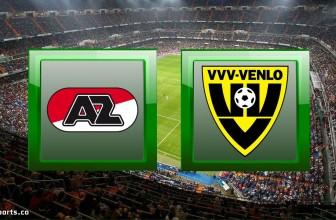 AZ Alkmaar vs Venlo – Result Prediction (Eredivisie – 17.10.2020)