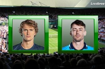 Alexander Zverev vs. John Millman – Prediction – ATP Cologne 2 (Germany) 21.10.2020