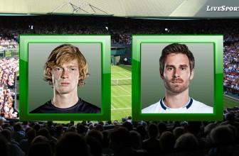 Andrey Rublev vs. Norbert Gombos – Prediction – ATP Vienna (Austria) 26.10.2020