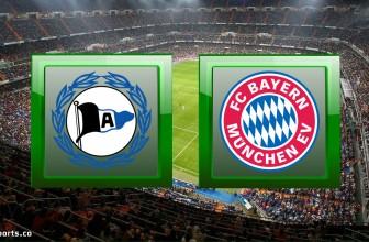 Arminia Bielefeld vs Bayern Munich – Score Prediction (Bundesliga – 17.10.2020)
