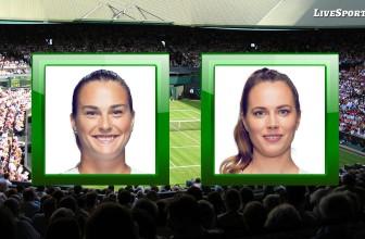 Aryna Sabalenka vs. Stefanie Voegele – Prediction – WTA Linz (Austria) 12.11.2020