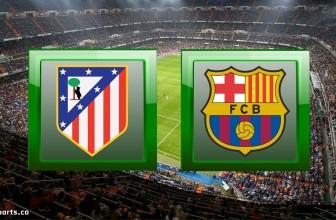 Atlético Madrid vs FC Barcelona  – Prediction (La Liga – 21.11.2020)