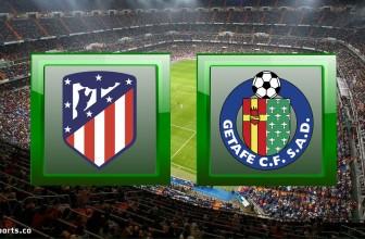 Atlético Madrid vs Getafe – Prediction (La Liga – 30.12.2020)