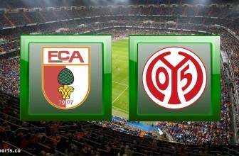 Augsburg vs Mainz – Score Prediction (Bundesliga – 31.10.2020)