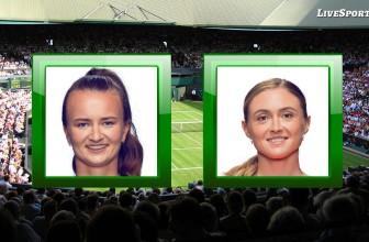 Barbora Krejcikova vs. Aliaksandra Sasnovich – Prediction – WTA Linz (Austria) 13.11.2020