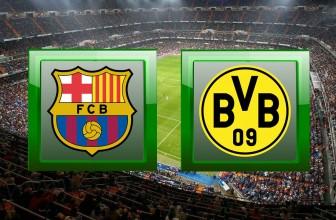 Barcelona vs Dortmund – Prediction (Champions League – 27.11.2019)