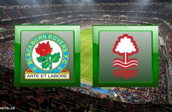 Blackburn Rovers vs Nottingham – Prediction (Championship – 17.10.2020)