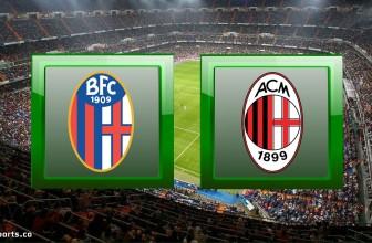 Bologna vs AC Milan – Prediction & Live Scores (Serie A – 30.1.2021)