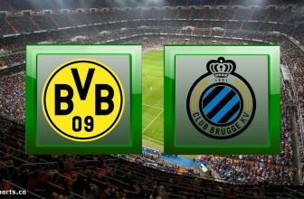 Borussia Dortmund vs Club Brugge – Prediction (Champions League – 24.11.2020)