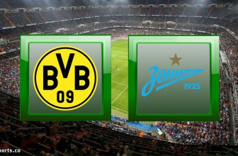 Borussia Dortmund vs Zenit Saint Petersburg – Prediction (Champions League – 28.10.2020)