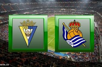 Cádiz vs Real Sociedad – Prediction (La Liga – 22.11.2020)