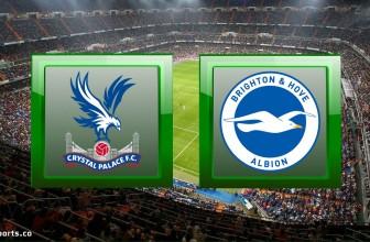 Crystal Palace vs Brighton & Hove Albion – Prediction (Premier League – 18.10.2020)
