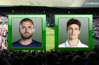 Dan Evans vs. Ugo Humbert – Prediction – ATP Antwerp (Belgium) – 24.10.2020