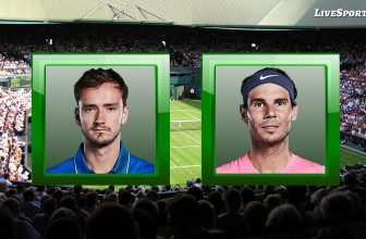 Daniil Medvedev vs. Rafael Nadal – Prediction – ATP London (UK) 21.11.2020