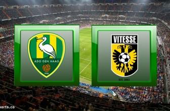 Den Haag vs Vitesse Arnhem – Prediction (Eredivisie – 18.10.2020)