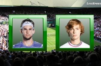 Dominic Thiem vs. Andrey Rublev – Prediction – ATP London (UK) 19.11.2020