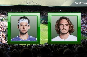 Dominic Thiem vs. Stefanos Tsitsipas – Prediction – ATP London (UK) 15.11.2020