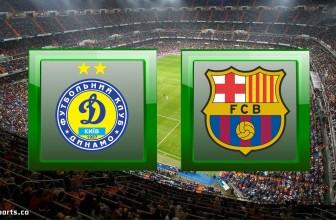 Dynamo Kiev vs FC Barcelona – Prediction (Champions League – 24.11.2020)