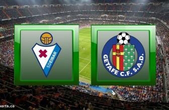 Eibar vs Getafe  – Prediction (La Liga – 22.11.2020)