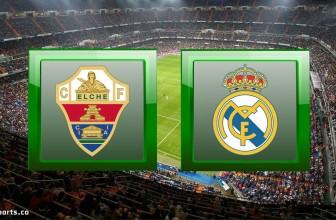 Elche vs Real Madrid – Prediction (La Liga – 30.12.2020)