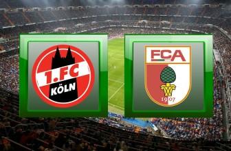 FC Koln vs Augsburg – Prediction (Bundesliga – 30.11.2019)