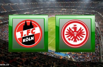 FC Koln vs Frankfurt – Score Prediction (Bundesliga – 18.10.2020)