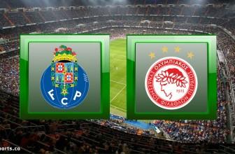 FC Porto vs Olympiacos Piraeus – Prediction (Champions League – 27.10.2020)