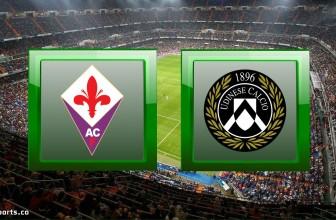 Fiorentina vs Udinese – Prediction (Serie A – 25.10.2020)