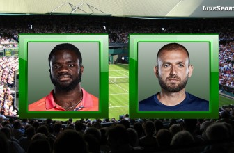 Frances Tiafoe vs. Dan Evans – Prediction – ATP Antwerp (Belgium) – 21.10.2020