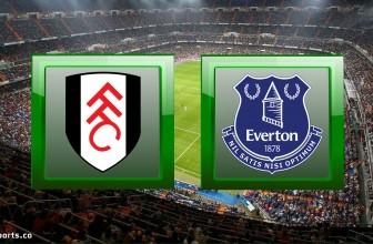 Fulham vs Everton – Prediction (Premier League – 22.11.2020)