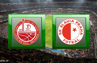 Hapoel Be'er Sheva vs Slavia Prague – Prediction (Europa League – 22.10.2020)