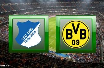 Hoffenheim vs Dortmund – Score Prediction (Bundesliga – 17.10.2020)