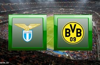 Lazio vs Borussia Dortmund – Prediction (Champions League – 20.10.2020)