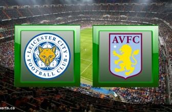 Leicester vs Aston Villa – Prediction (Premier League – 18.10.2020)