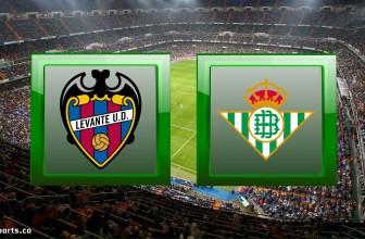Levante vs Real Bétis – Prediction (La Liga – 29.12.2020)