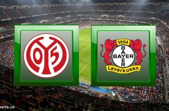 Mainz vs Bayer Leverkusen – Score Prediction (Bundesliga – 17.10.2020)