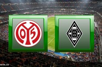 Mainz vs Borussia Mönchengladbach – Score Prediction (Bundesliga – 24.10.2020)