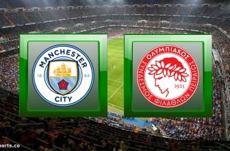 Manchester City vs Olympiacos Piraeus – Prediction (Champions League – 3.11.2020)